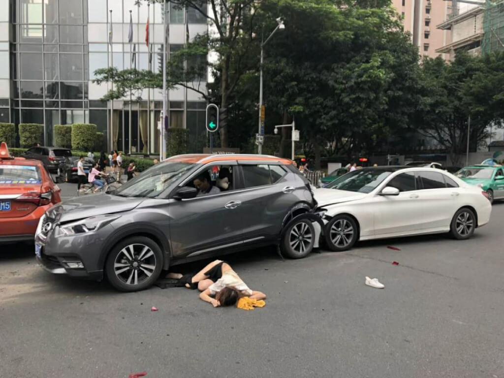 广州交通肇事