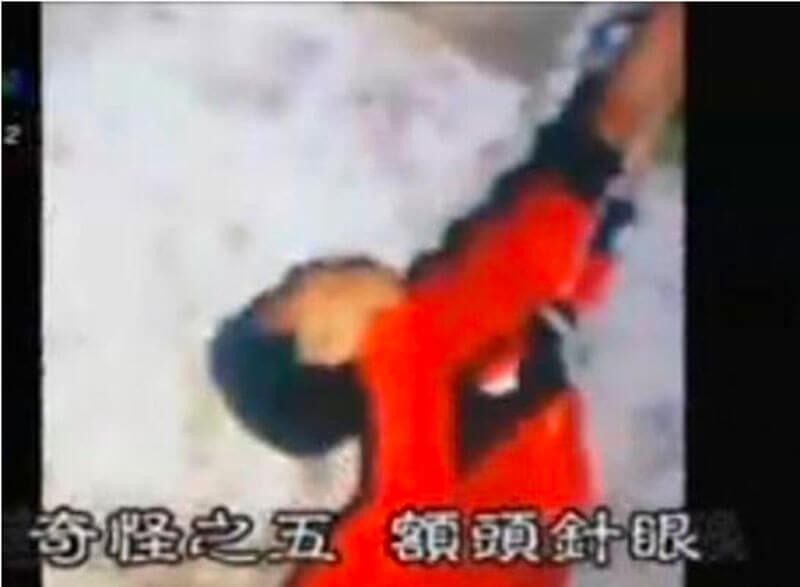 中国七大悬案6:山城红衣男孩事件